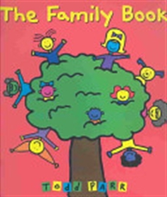 Picture of The Family Book by Todd Parr