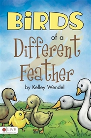 Picture of Birds of a Different Feather by Kelley Wendel