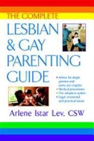 Picture of The Complete Lesbian and Gay Parenting Guide by Arlene Istar Lev